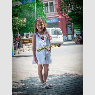 Lányka kánikula ruha 3