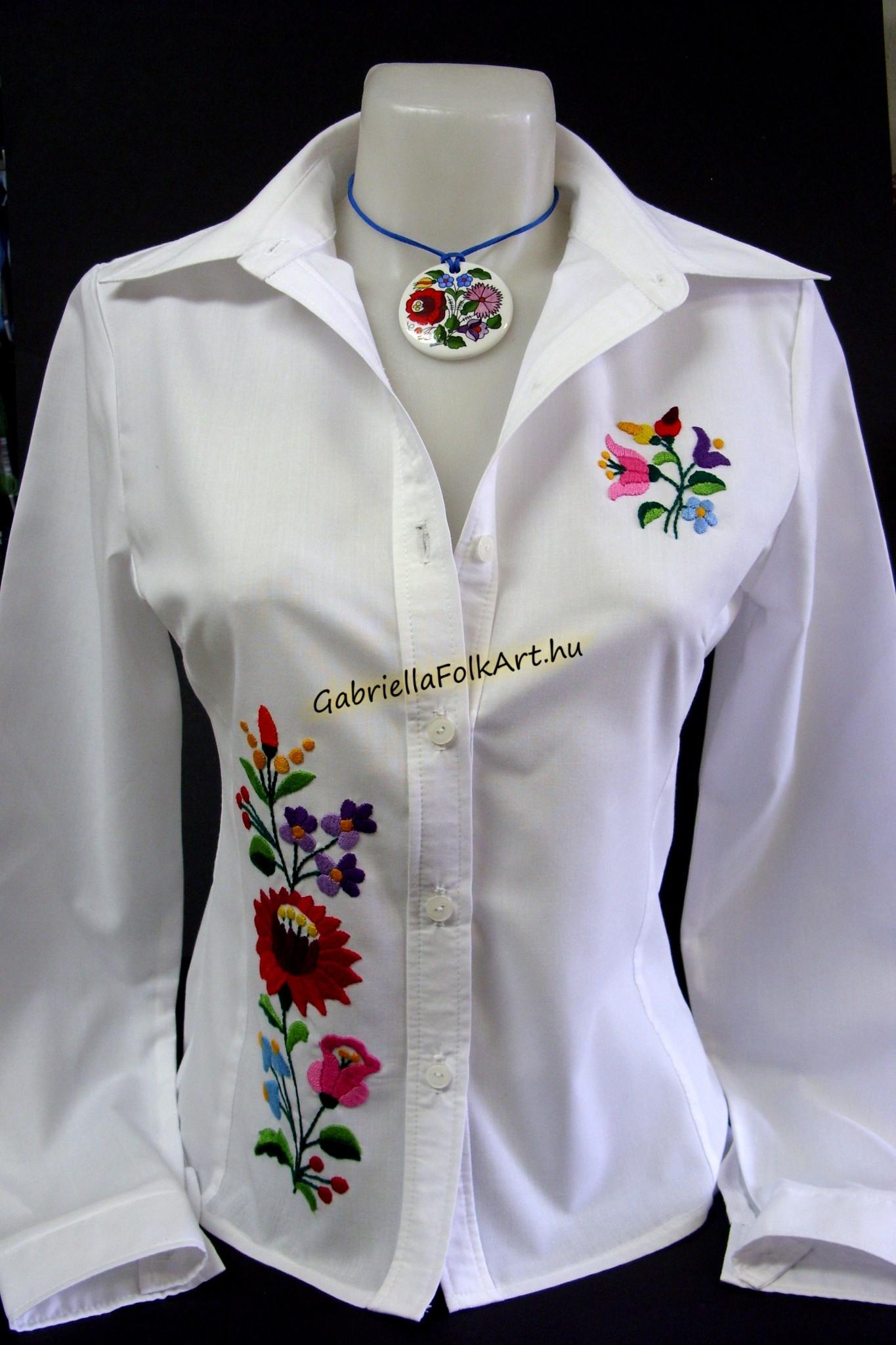 7868419dbc Kalocsai kézzel hímzett szoknya   Női szoknyák   GabriellaFolkArt