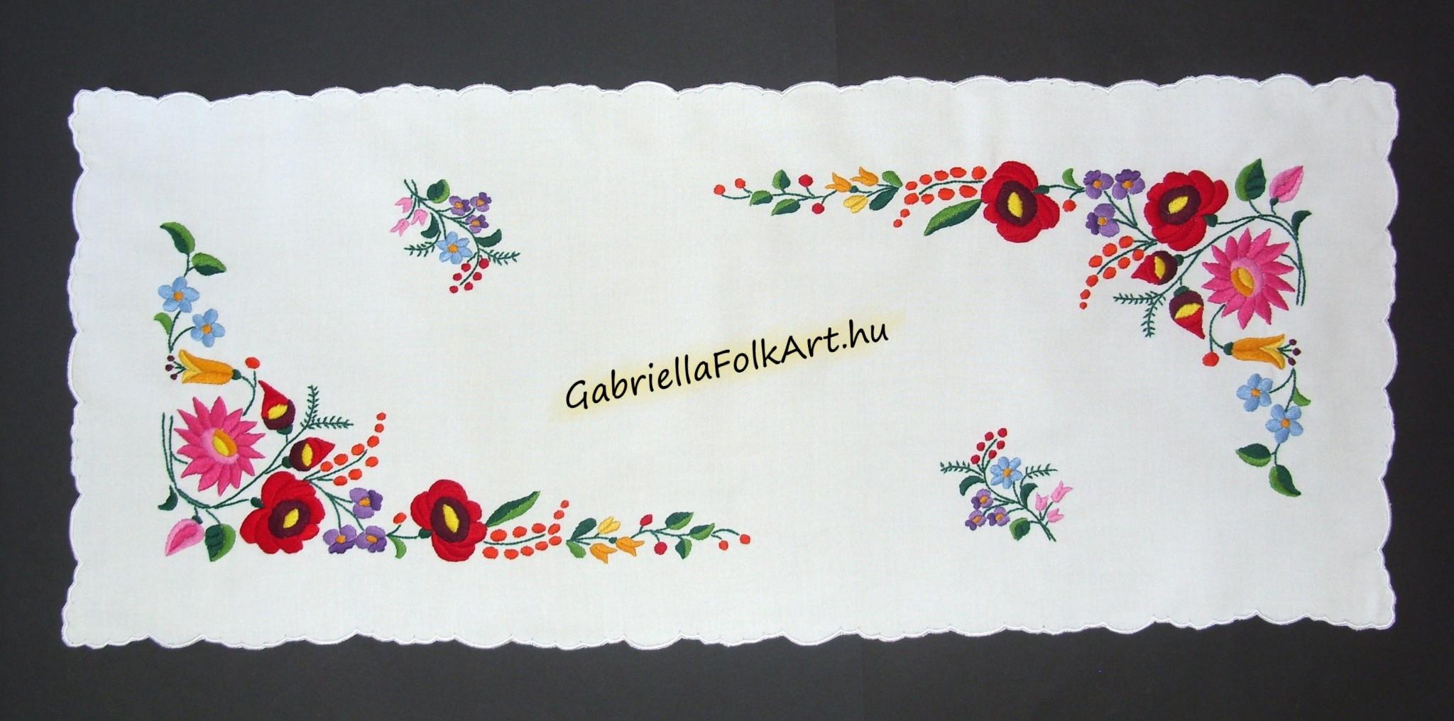 84609b5ec0 Kalocsai terítők   GabriellaFolkArt